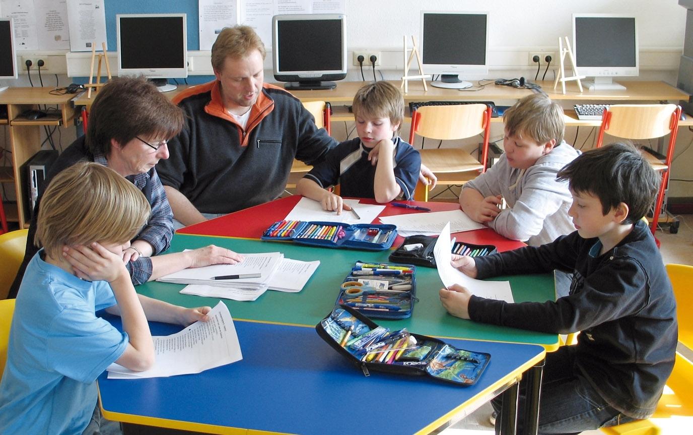 Preisgekrönter Lesespaß an der Grundschule in Konz-Oberemmel
