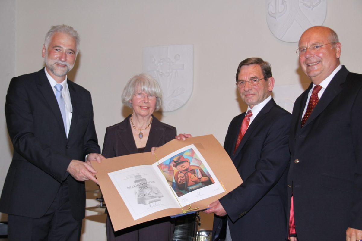 Dr. Karl Krämer, 2. Ehrenstifter der Konzer-Doktor-Bürgerstiftung